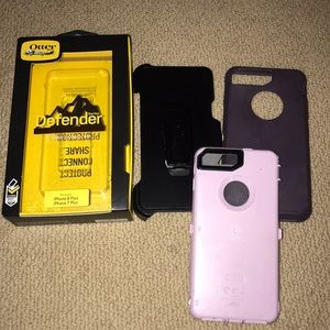 iPhone 7plus/8 plus otter box